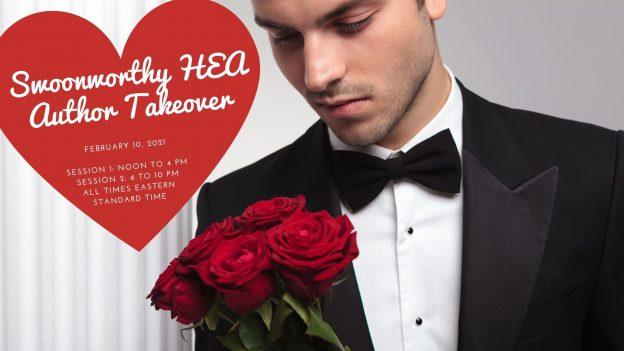 Swoonworthy HEA Author Takeover